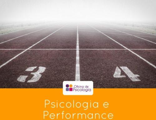 Psicologia e Performance