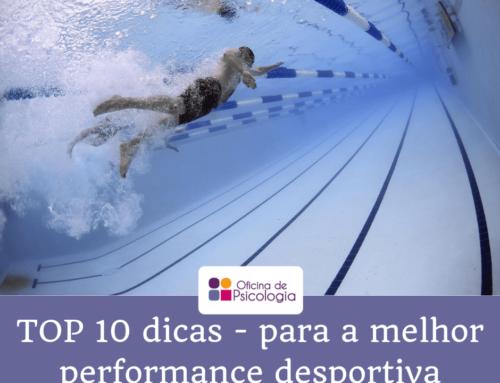 TOP 10 dicas – para a melhor performance desportiva