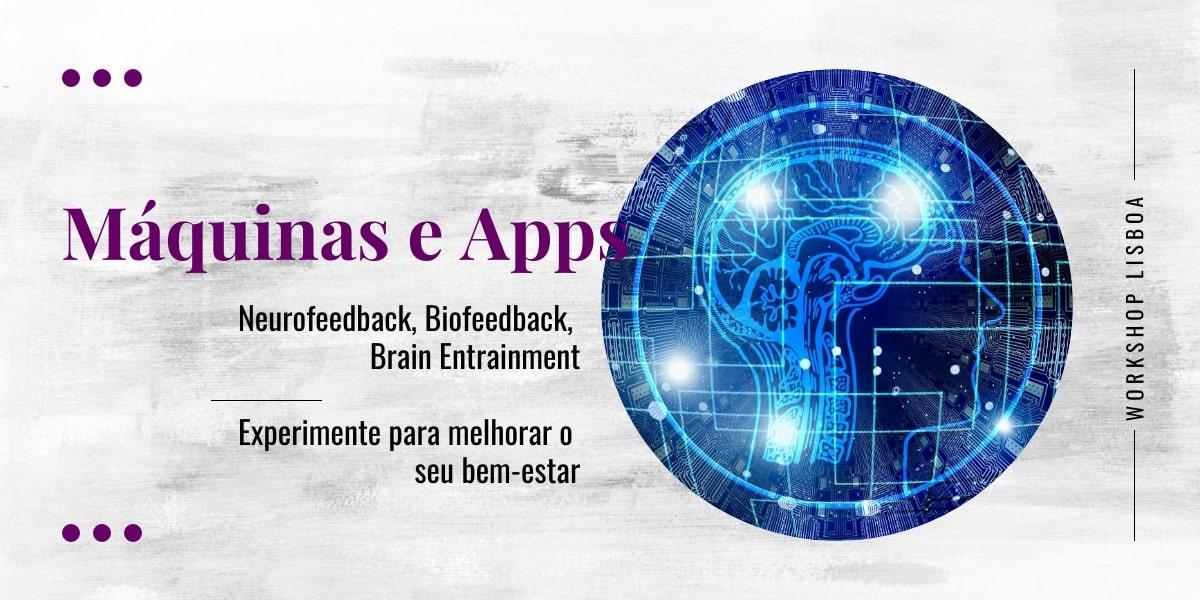 Máquinas e Apps