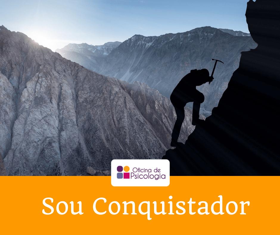 Sou conquistador
