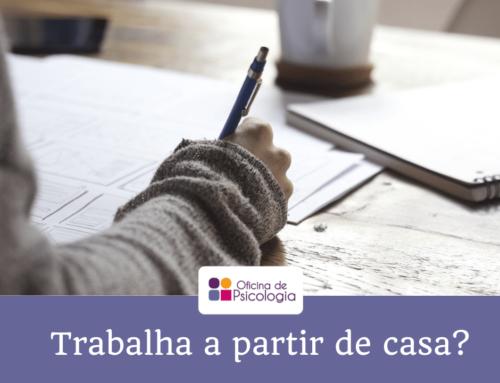 TRABALHA A PARTIR DE CASA?