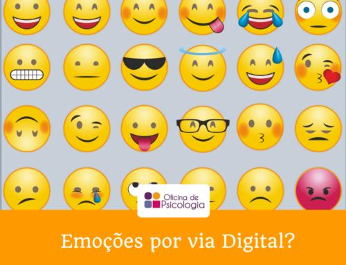 Emoções por via Digital?