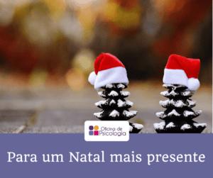 para um natal presente