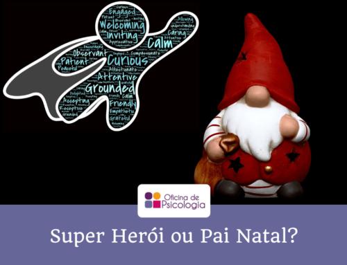 Super Herói ou Pai Natal?