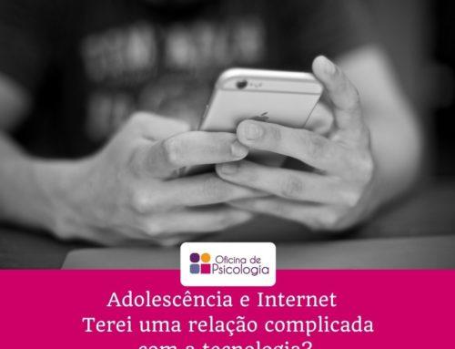 Adolescência e Internet