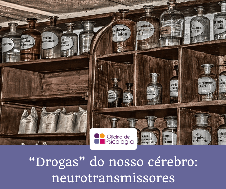drogas do nosso cérebro