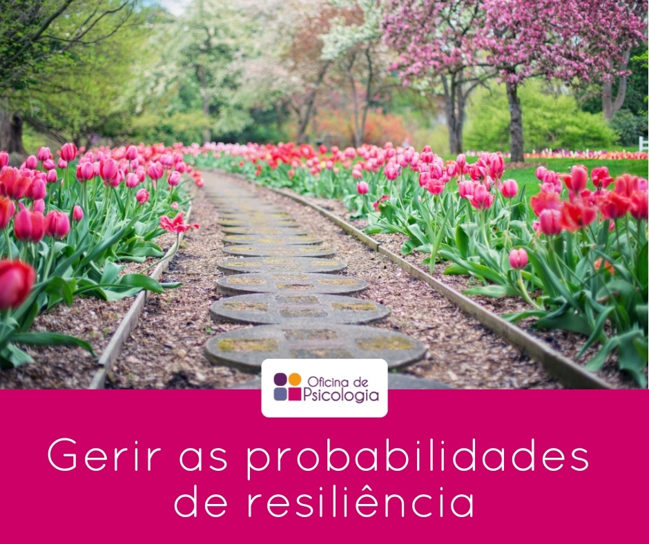Gerir as probabilidades de resiliência