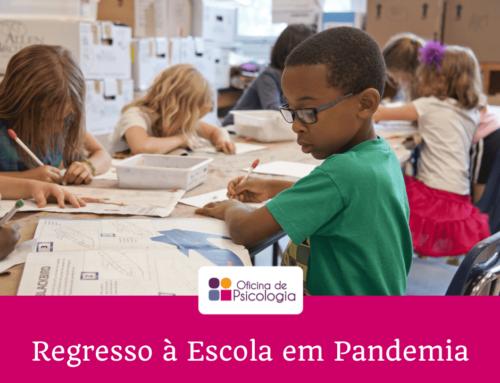 Regresso à Escola em Pandemia