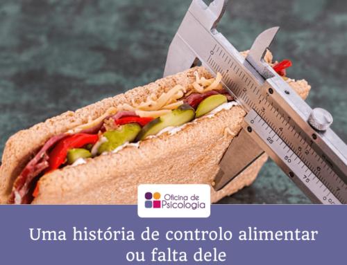 Uma história de controlo alimentar …